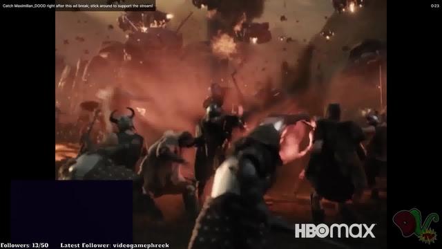 Liên minh công lý bản Zack Snyder tung đoạn cắt 30s mới toanh, tràn đầy cảnh chiến đấu mãn nhãn trên Twitch - Ảnh 6.