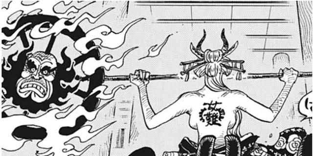 One Piece: Tìm hiểu về Black Maria, cô nàng được mệnh danh là Góa Phụ Đen dưới trướng Kaido - Ảnh 2.