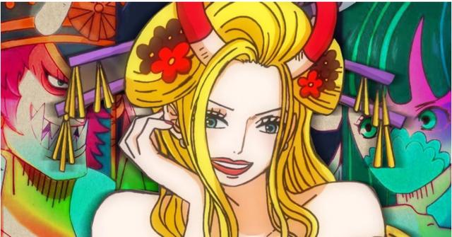 One Piece: Tìm hiểu về Black Maria, cô nàng được mệnh danh là Góa Phụ Đen dưới trướng Kaido - Ảnh 1.