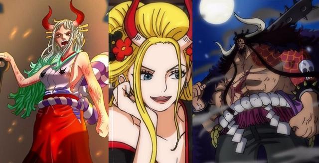 One Piece: Tìm hiểu về Black Maria, cô nàng được mệnh danh là Góa Phụ Đen dưới trướng Kaido - Ảnh 4.