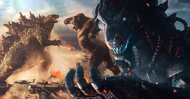 Điểm danh những siêu quái vật được kỳ vọng sẽ cùng Godzilla và Kong đại chiến trên màn ảnh rộng tháng Ba - Ảnh 7.