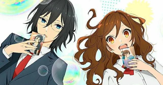 Horimiya: Câu chuyện tình ái lãng mạn khiến cả fan One Piece, Naruto cũng phải động lòng - Ảnh 3.