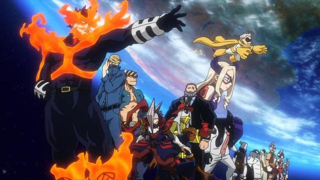 My Hero Academia: Sau sự cố của Endeavor, liệu việc xếp hạng anh hùng còn ý nghĩa? - Ảnh 1.