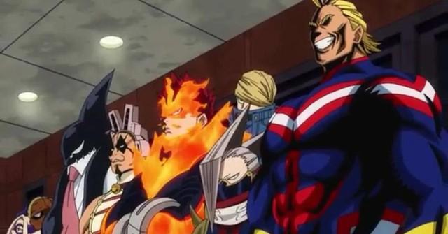My Hero Academia: Sau sự cố của Endeavor, liệu việc xếp hạng anh hùng còn ý nghĩa? - Ảnh 2.