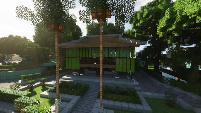 """Bái phục game thủ dùng """"cả thanh xuân"""" để tái dựng Việt Nam trong Minecraft - Ảnh 3."""