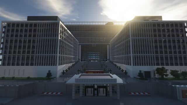 """Bái phục game thủ dùng """"cả thanh xuân"""" để tái dựng Việt Nam trong Minecraft - Ảnh 5."""