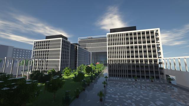 """Bái phục game thủ dùng """"cả thanh xuân"""" để tái dựng Việt Nam trong Minecraft - Ảnh 7."""