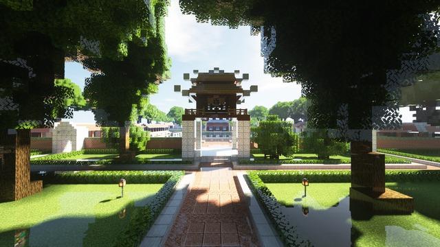 """Bái phục game thủ dùng """"cả thanh xuân"""" để tái dựng Việt Nam trong Minecraft - Ảnh 9."""