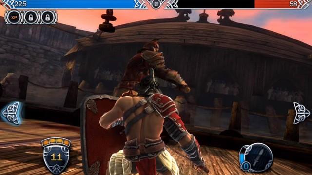 Không còn huyền thoại Infinity Blade, vẫn còn nhiều cái tên thay thế như Blood & Glory - Ảnh 3.