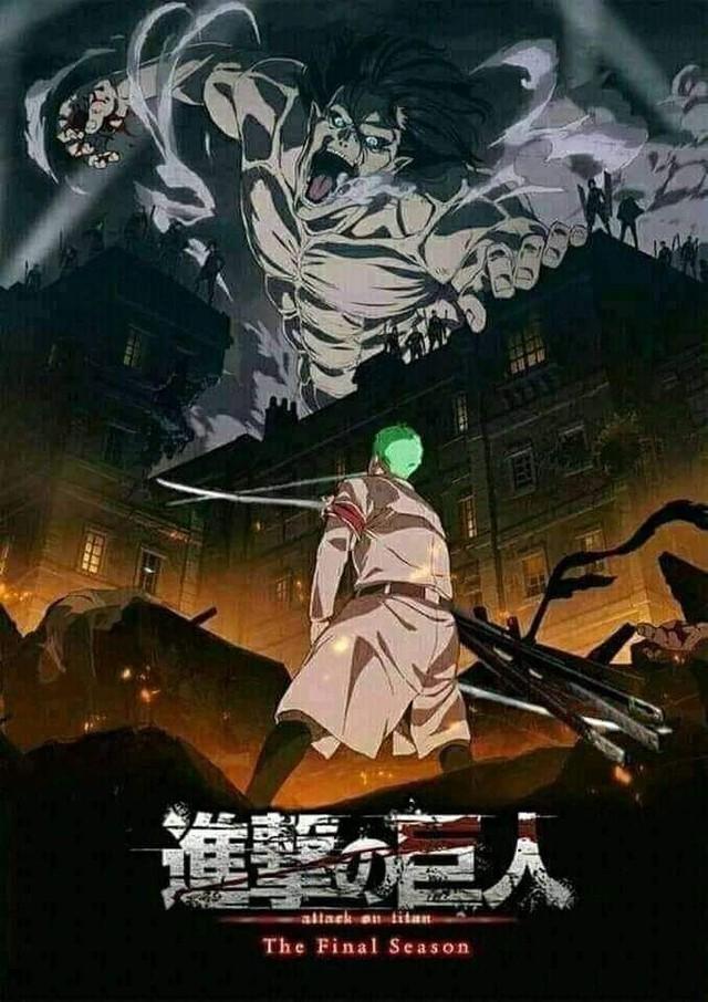 One Piece: 10 lần Zoro đi lạc sang các bộ anime khác khiến fan giật mình vì tài năng xuyên không của anh chàng - Ảnh 9.