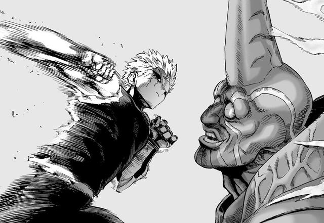 One Punch Man: Top 4 kẻ thù nguy hiểm nhất mà học trò cưng của Saitama đã từng đụng độ - Ảnh 3.