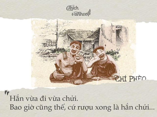 Mối quan hệ biện chứng giữa thánh quạu Kim Mao Sư Vương Tạ Tốn và thánh chửi Chí Phèo: Tưởng vô lý mà lại vô cùng thuyết phục - Ảnh 1.