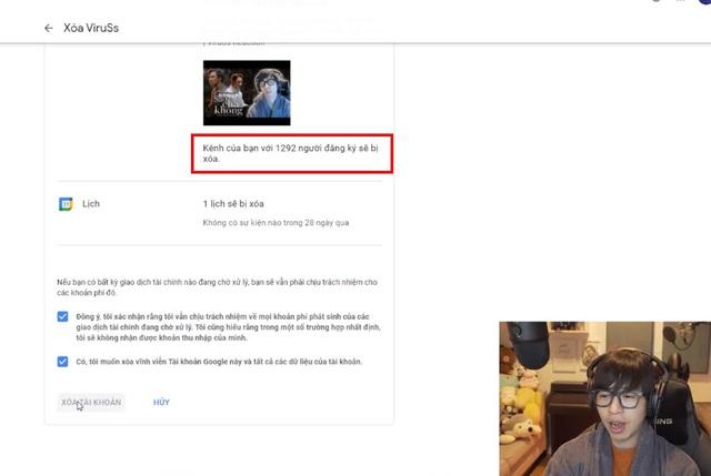 """Tự mình xóa kênh YouTube 4 triệu người đăng ký - Tháng 4 là """"lời nói dối"""" của ViruSs? - Ảnh 6."""