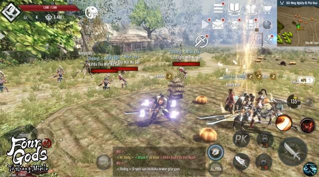Bom tấn nhập vai xứ Hàn - Tứ Hoàng Mobile chính thức Closed Beta, tặng ngay combo quà khởi đầu cực HOT! - Ảnh 5.