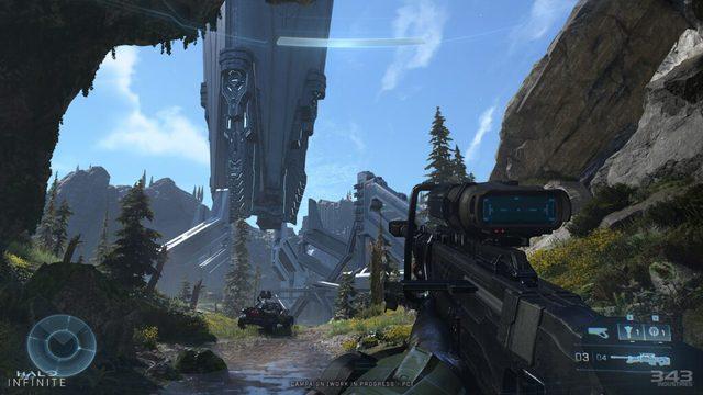 """Một cây đàn piano đã """"hy sinh anh dũng"""" để tạo hiệu ứng âm thanh sởn gai ốc cho Halo: Infinite - Ảnh 1."""