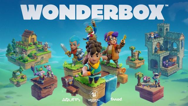 Dành riêng cho các fan nhà Táo tựa game độc đáo trên Apple Arcade: Wonderbox The Adventure Maker - Ảnh 1.