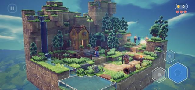 Dành riêng cho các fan nhà Táo tựa game độc đáo trên Apple Arcade: Wonderbox The Adventure Maker - Ảnh 2.