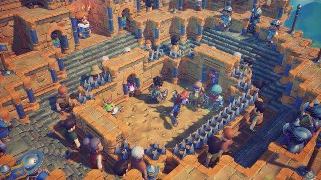 Dành riêng cho các fan nhà Táo tựa game độc đáo trên Apple Arcade: Wonderbox The Adventure Maker - Ảnh 3.