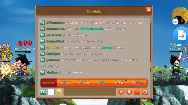 Khi bạn là học sinh giỏi nhưng cứ phải chơi game: Fan Dragon Ball trao đổi chiêu thức Hóa Học khiến cả server... đau hết cả đầu - Ảnh 10.