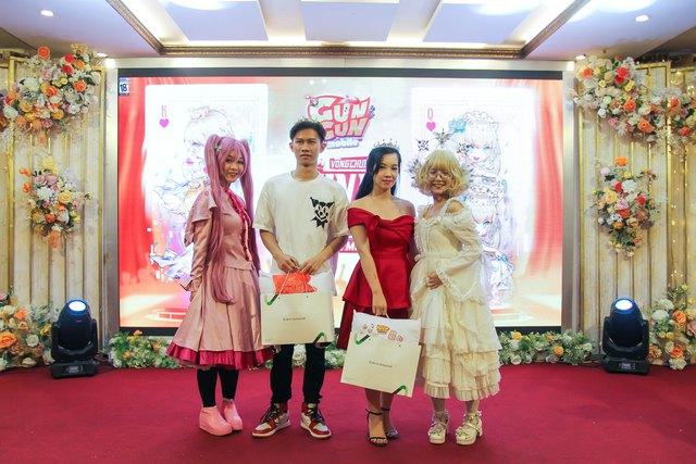 Big Offline Gun Gun Mobile tại Hà Nội: Anh chị em game thủ tham gia quá nhiệt, đông đến ná thở! - Ảnh 12.