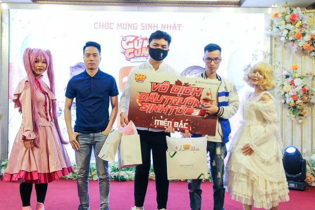 Big Offline Gun Gun Mobile tại Hà Nội: Anh chị em game thủ tham gia quá nhiệt, đông đến ná thở! - Ảnh 10.