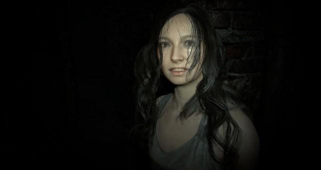 Hé lộ tạo hình ban đầu của nữ ác nhân trong Resident Evil Village - Ảnh 2.
