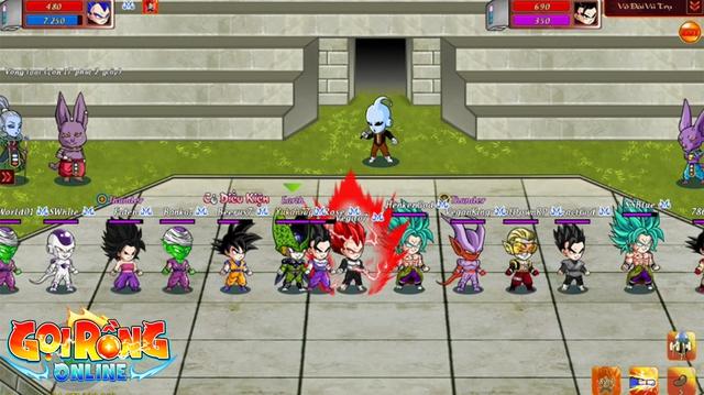 4 lý do khiến Gọi Rồng Online trở thành xứ sở Dragon Ball tuyệt vời nhất từ trước tới nay - Ảnh 3.