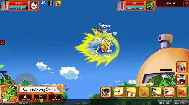 4 lý do khiến Gọi Rồng Online trở thành xứ sở Dragon Ball tuyệt vời nhất từ trước tới nay - Ảnh 11.