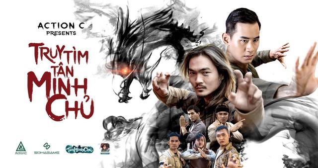 Hóa thân cao thủ võ lâm, team Action C tung chưởng Kim Dung cực mãn nhãn khiến Độ Mixi cũng phải cảm thán: Quá chất - Ảnh 4.