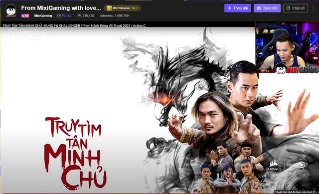 Hóa thân cao thủ võ lâm, team Action C tung chưởng Kim Dung cực mãn nhãn khiến Độ Mixi cũng phải cảm thán: Quá chất - Ảnh 14.