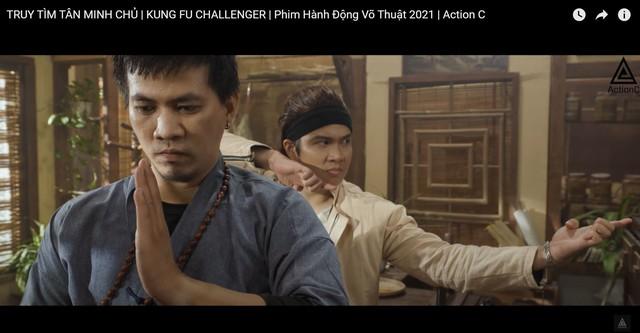 Hóa thân cao thủ võ lâm, team Action C tung chưởng Kim Dung cực mãn nhãn khiến Độ Mixi cũng phải cảm thán: Quá chất - Ảnh 8.