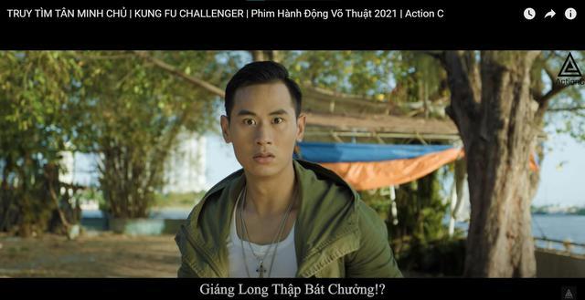 Hóa thân cao thủ võ lâm, team Action C tung chưởng Kim Dung cực mãn nhãn khiến Độ Mixi cũng phải cảm thán: Quá chất - Ảnh 11.