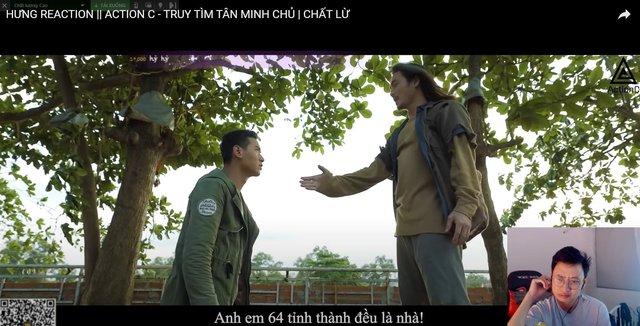 Hóa thân cao thủ võ lâm, team Action C tung chưởng Kim Dung cực mãn nhãn khiến Độ Mixi cũng phải cảm thán: Quá chất - Ảnh 15.