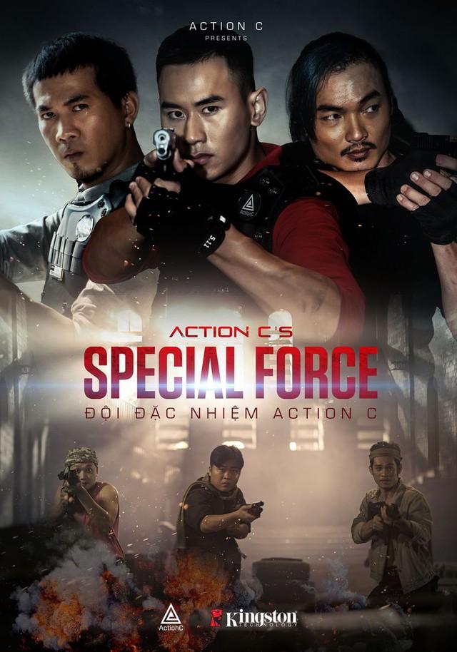 Hóa thân cao thủ võ lâm, team Action C tung chưởng Kim Dung cực mãn nhãn khiến Độ Mixi cũng phải cảm thán: Quá chất - Ảnh 3.