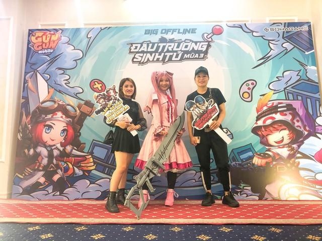 Big Offline Gun Gun Mobile tại Hà Nội: Anh chị em game thủ tham gia quá nhiệt, đông đến ná thở! - Ảnh 13.