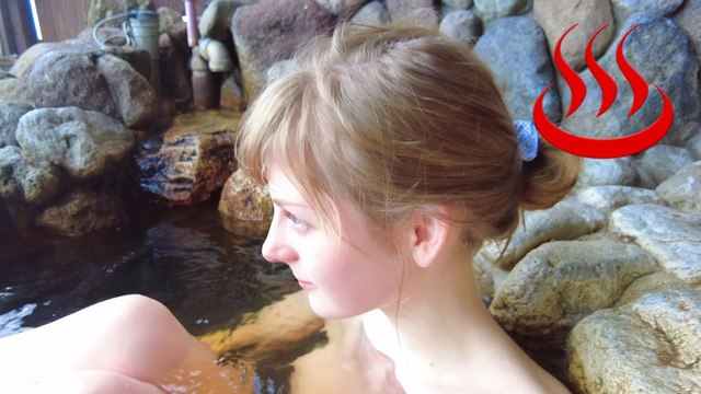 Sang tận Nhật Bản để cởi hết, quay clip tắm suối, nữ YouTuber xinh đẹp tăng gần 300.000 subs, được mời gọi đổi nghề - Ảnh 4.