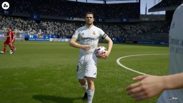 Tiền đạo trùm cuối của Real Madrid tạo tiếng vang lớn cho cộng đồng game thủ FIFA Online 4 - Ảnh 3.