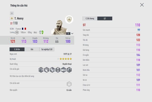 Tiền đạo trùm cuối của Real Madrid tạo tiếng vang lớn cho cộng đồng game thủ FIFA Online 4 - Ảnh 5.