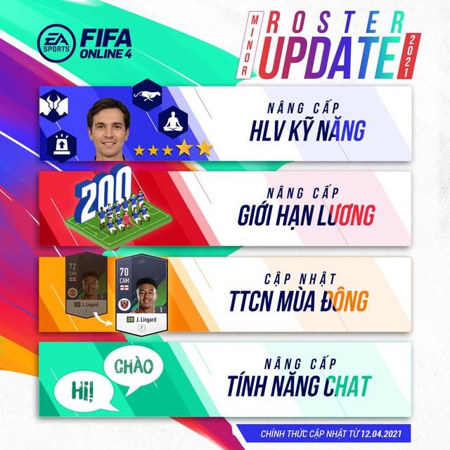 Tiền đạo trùm cuối của Real Madrid tạo tiếng vang lớn cho cộng đồng game thủ FIFA Online 4 - Ảnh 7.
