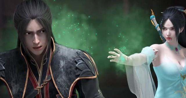 Top 10 bộ phim hoạt hình 3D Trung Quốc chủ đề dị giới tu tiên hay nhất (P.1) - Ảnh 1.