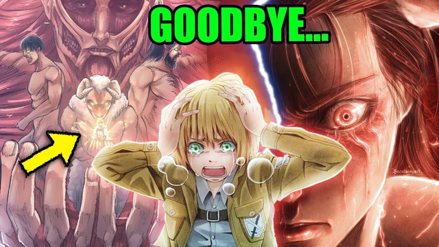 Attack On Titan và 4 siêu phẩm manga có kết thúc bị nhận nhiều gạch đá nhất - Ảnh 1.