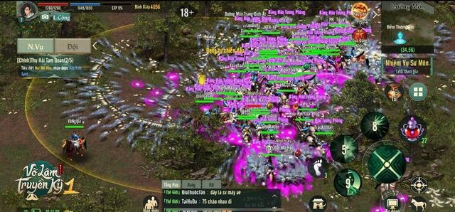 VLTK 1 Mobile mới ra mắt, CĐM xôn xao trước nhân vật của đại gia huyền thoại ném tiền tỷ vào game - Ảnh 1.