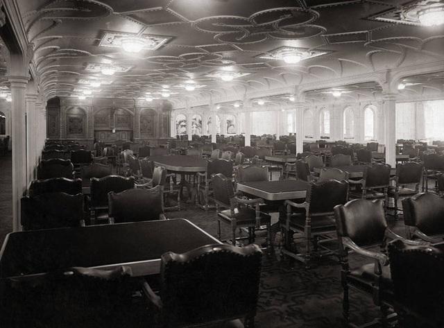 Những hình ảnh hiếm của con tàu huyền thoại Titanic ngoài đời thực: Có thực sự hào nhoáng và lộng lẫy như trong phim? - Ảnh 15.