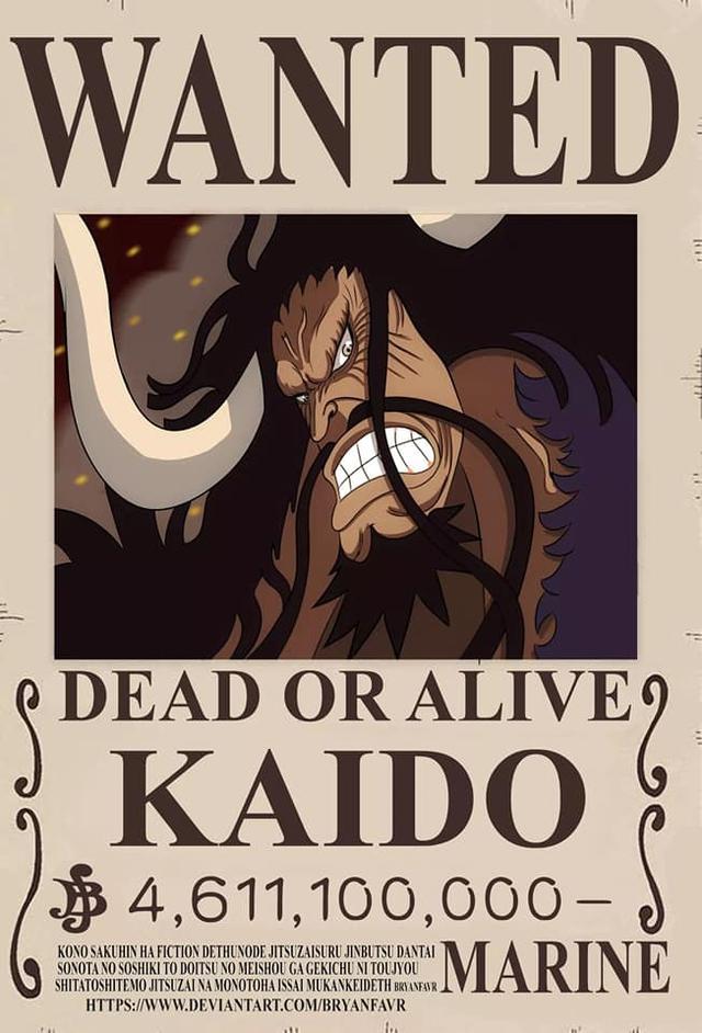 One Piece: Luffy sẽ đạt mốc truy nã bao nhiêu sau arc Wano? - Ảnh 4.