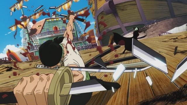 One Piece: Liệu Zoro có vô tình sử dụng Haoshoku Haki khi chiến đấu với Mihawk trước đây không? - Ảnh 4.
