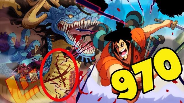 One Piece: Để lại vết sẹo cho Kaido liệu Zoro đã đủ tấm để sánh ngang với bố vợ Oden? - Ảnh 2.