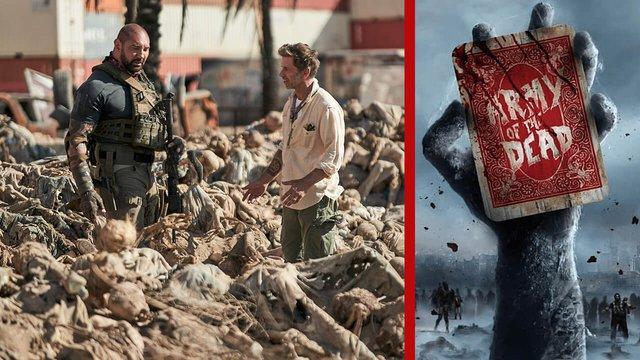 Zack Snyder tung trailer Army of the Dead, zombie Gen Z né đạn như Matrix và múa võ đánh người như John Wick - Ảnh 2.