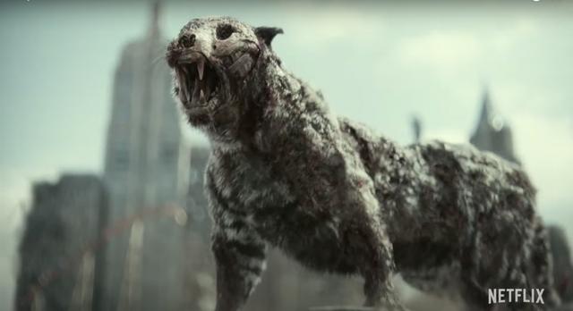 Zack Snyder tung trailer Army of the Dead, zombie Gen Z né đạn như Matrix và múa võ đánh người như John Wick - Ảnh 4.