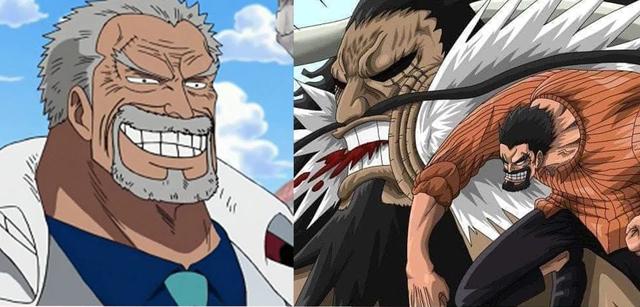 One Piece: Có thể sánh ngang với Vua hải tặc Roger, liệu ông nội Luffy có Haki bá vương hay không? - Ảnh 1.