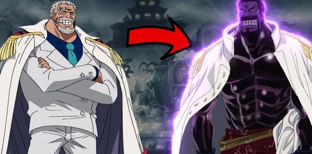 One Piece: Có thể sánh ngang với Vua hải tặc Roger, liệu ông nội Luffy có Haki bá vương hay không? - Ảnh 2.